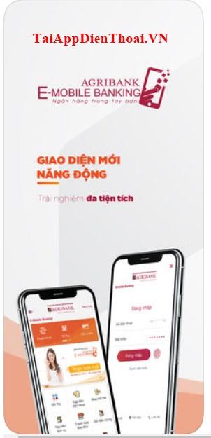 tải Agribank E-moblie banking apk