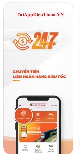 tải Agribank E-moblie banking