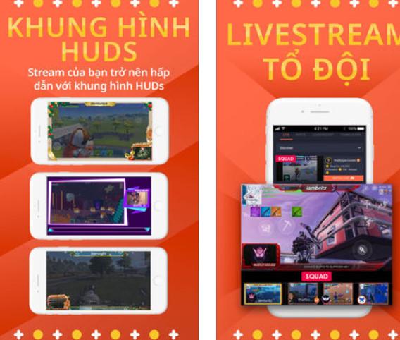 Tải Omlet Arcade Pro apk ios app live stream game trò chuyện 2019
