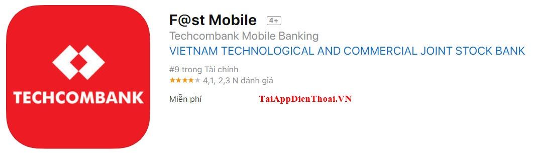 fast mobile techcombank