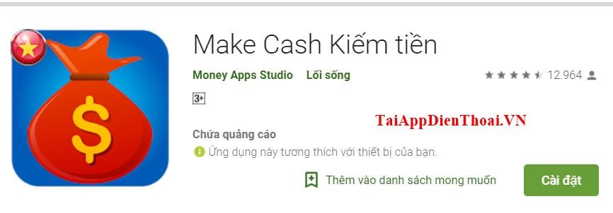 make cash
