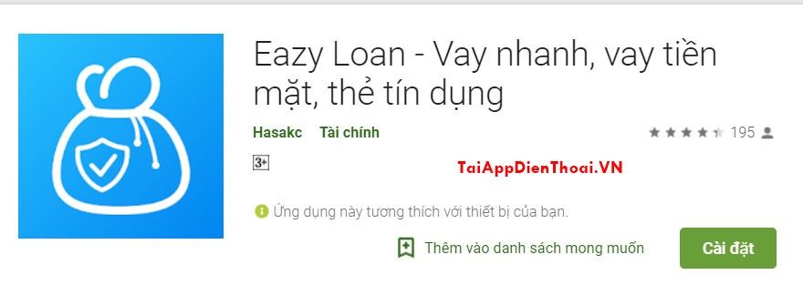 eazy loan