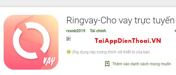 ringvay