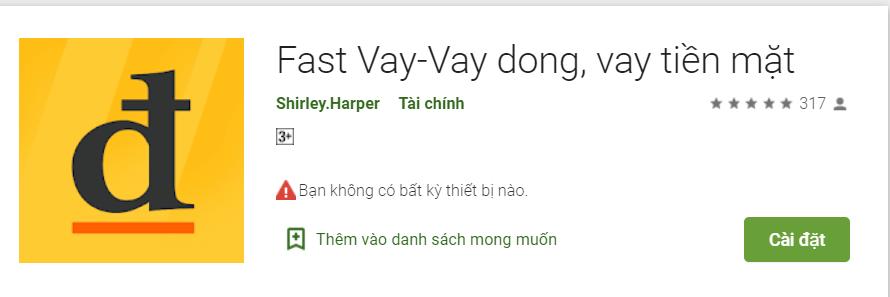 fast vay