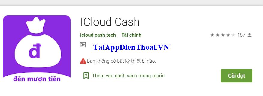 tải icloud cash