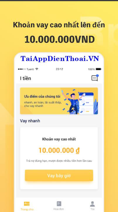 ứng dụng i tiền ios apk