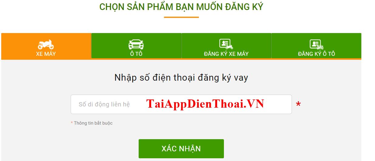 web tienngay.vn