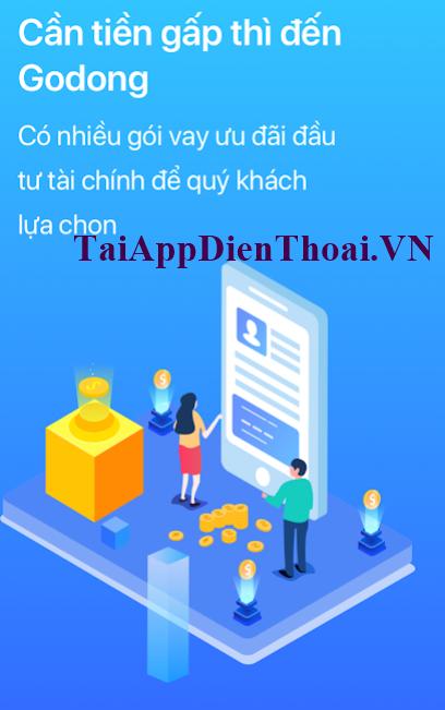 ứng dụng Dgtien apk ios