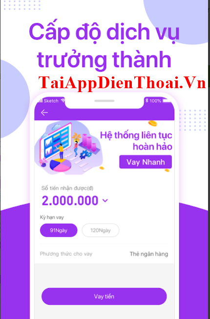 vay tiền app ecash