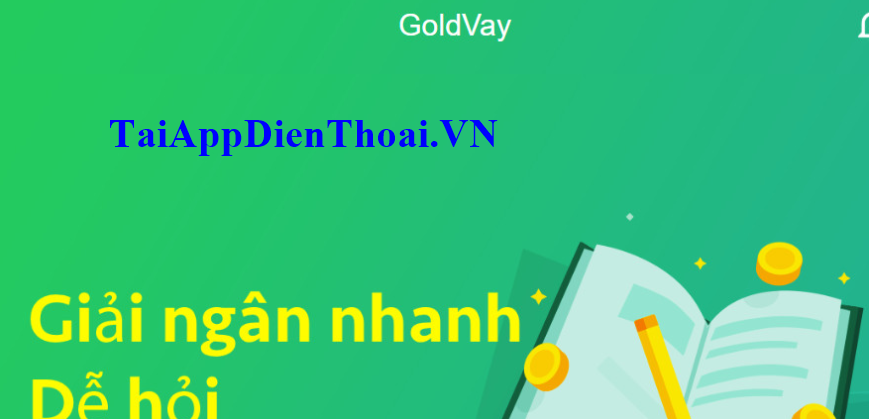 Vay tiền goldvay