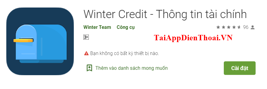 Winter Credit