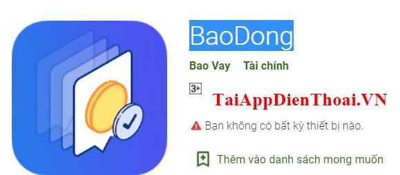 baodong
