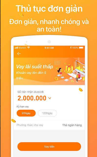ứng dụng Hope Cash