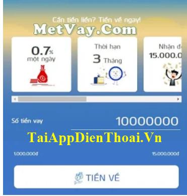 ứng dụng metvay apk ios