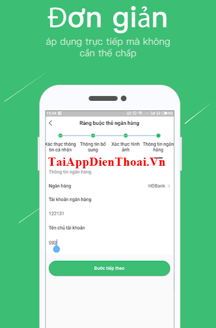 ứng dụng topvay apk ios