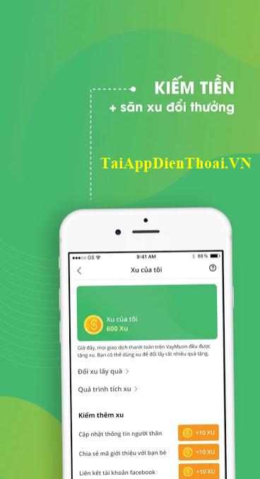 ứng dụng cash now apk ios