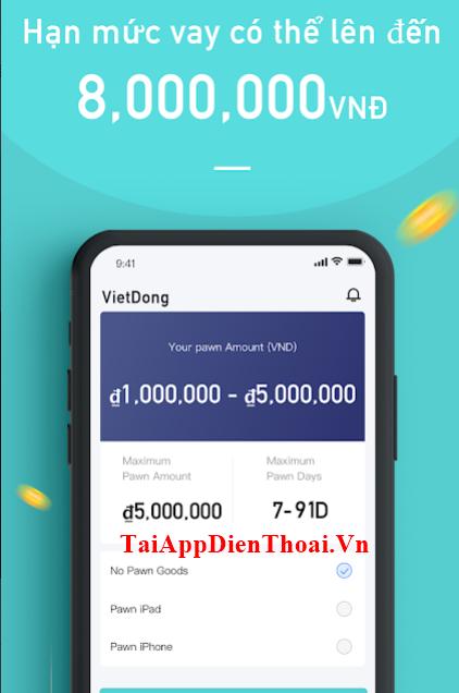 app vietdong