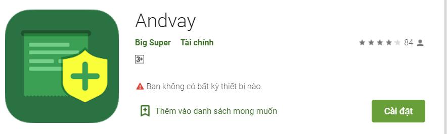 andvay
