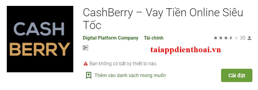 CashBerry