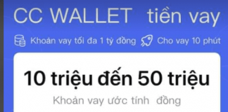 cc wallet 1 min