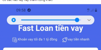 fast loan min