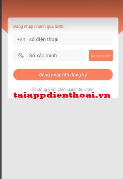 app Trạm Tiền