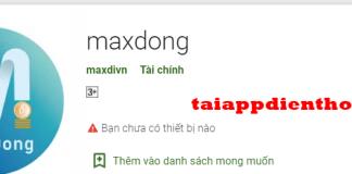 maxdong min