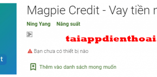 Magpie credit min